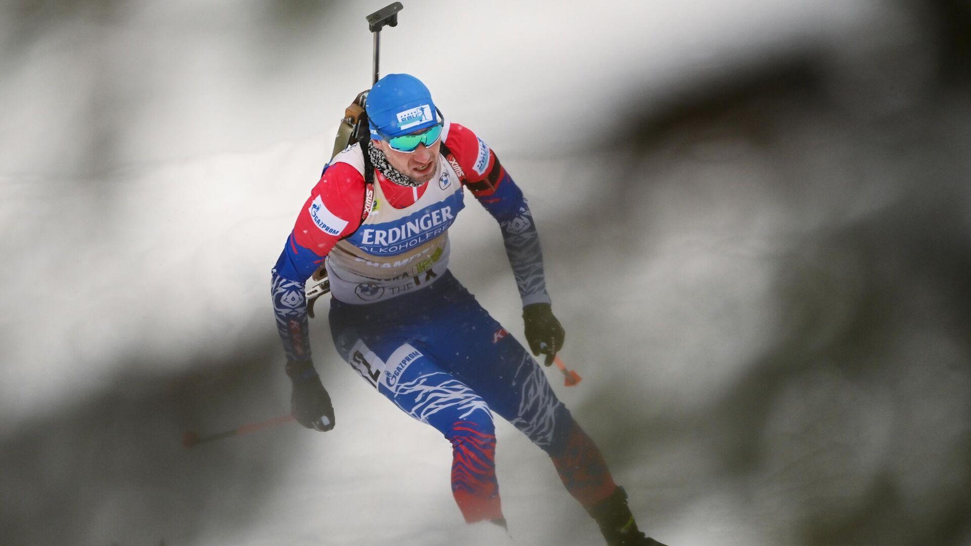 Логинова включили в предварительный состав сборной по биатлону на первый этап КМ