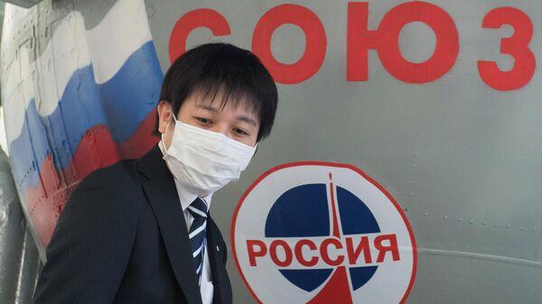 Директор московского представительства JAXA Йошио Вада