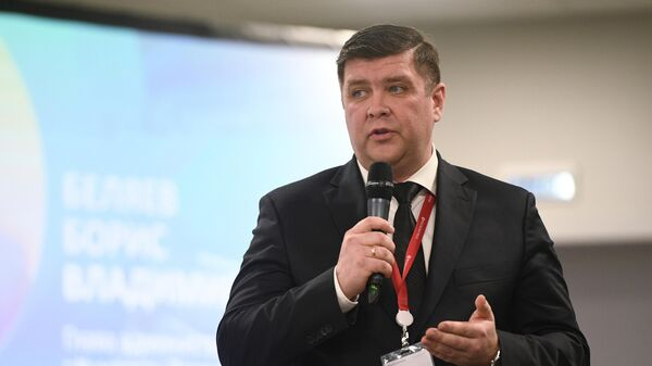 Министр ЖКХ Республики Башкортостан Борис Беляев