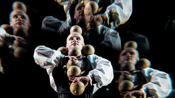 Спектакль Человек без имени в Гоголь-центре