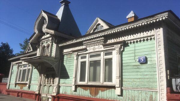 Жилой дом Страховых на улице Гастелло на востоке Москвы