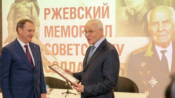 Госсекретарь Союзного государства Григорий Рапота избран председателем Общественного совета Музея Победы