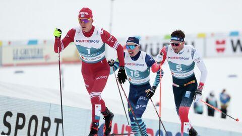Лыжные гонки. Чемпионат мира. Мужчины. Скиатлон