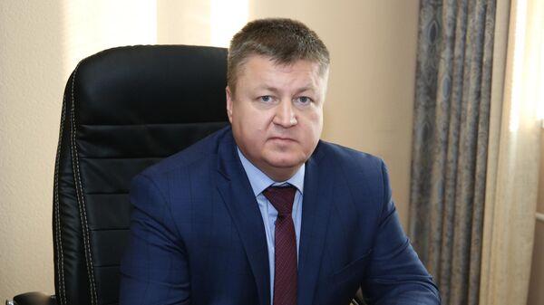 Министр здравоохранения Республики Алтай Сергей Коваленко