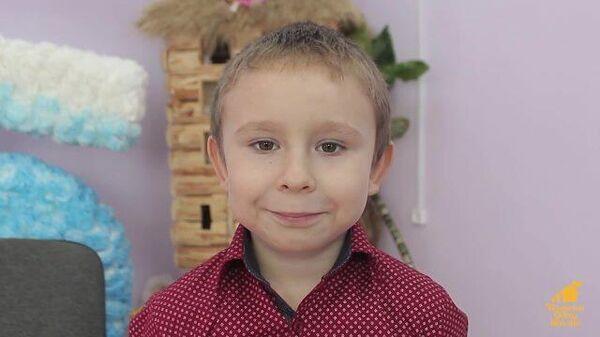 Владислав С., ноябрь 2014, Иркутская область