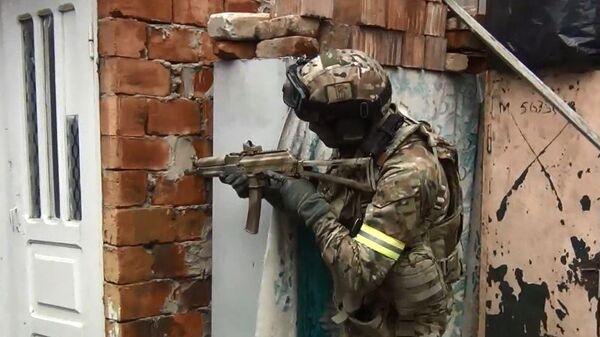 Контртеррористическая операция по пресечению подготовки совершения террористического акта в Дагестане