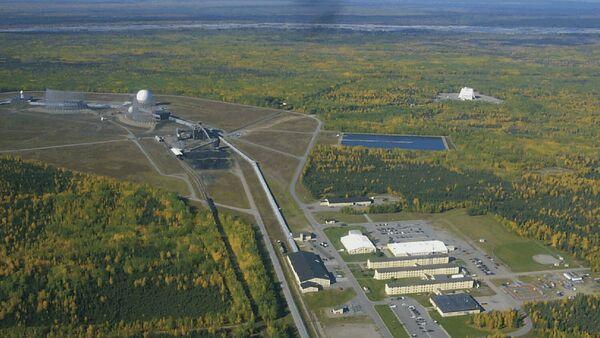 Радиолокационная станция ВВС США Clear Air Force Station на Аляске