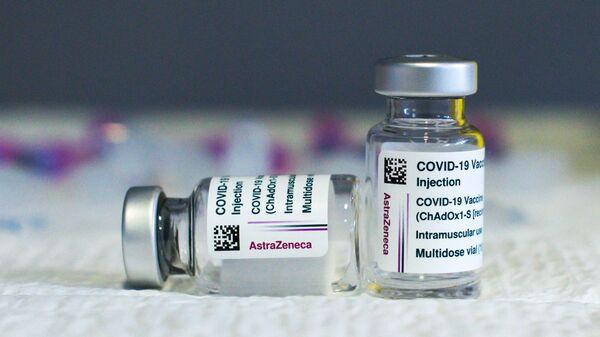 В Грузии приостановили регистрацию на первую дозу вакцины AstraZeneca