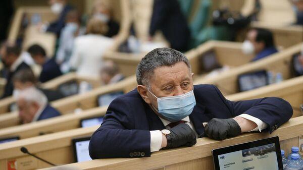 Заместитель председателя комитета Совета Федерации по экономической политике Михаил Пономарев