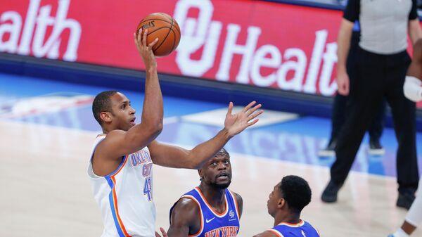 Матч НБА Оклахома-Сити Тандер - Нью-Йорк Никс