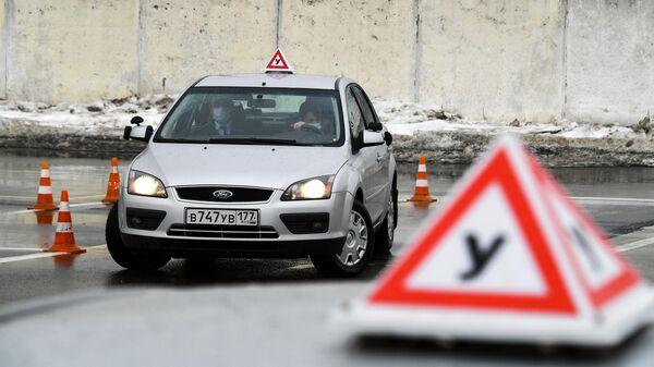 Сдача экзаменов и получение водительского удостоверения в ГИБДД