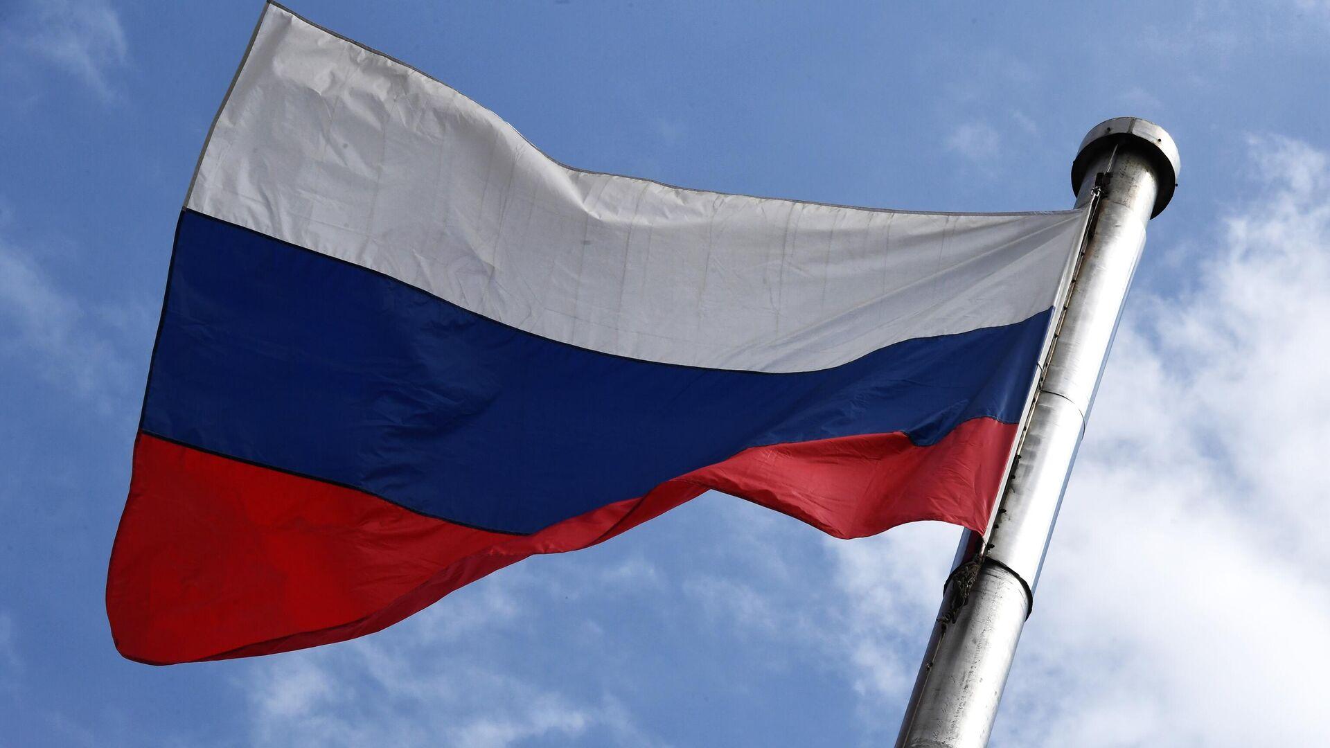 Празднование Дня государственного флага России - РИА Новости, 1920, 21.07.2021
