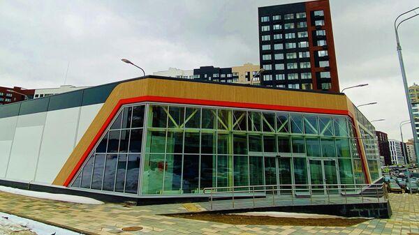 Супермаркет Billa в Новомосковском административном округе Москвы