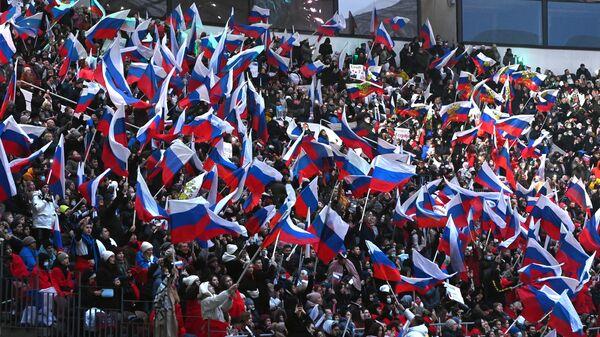 Концерт в честь воссоединения Крыма и России