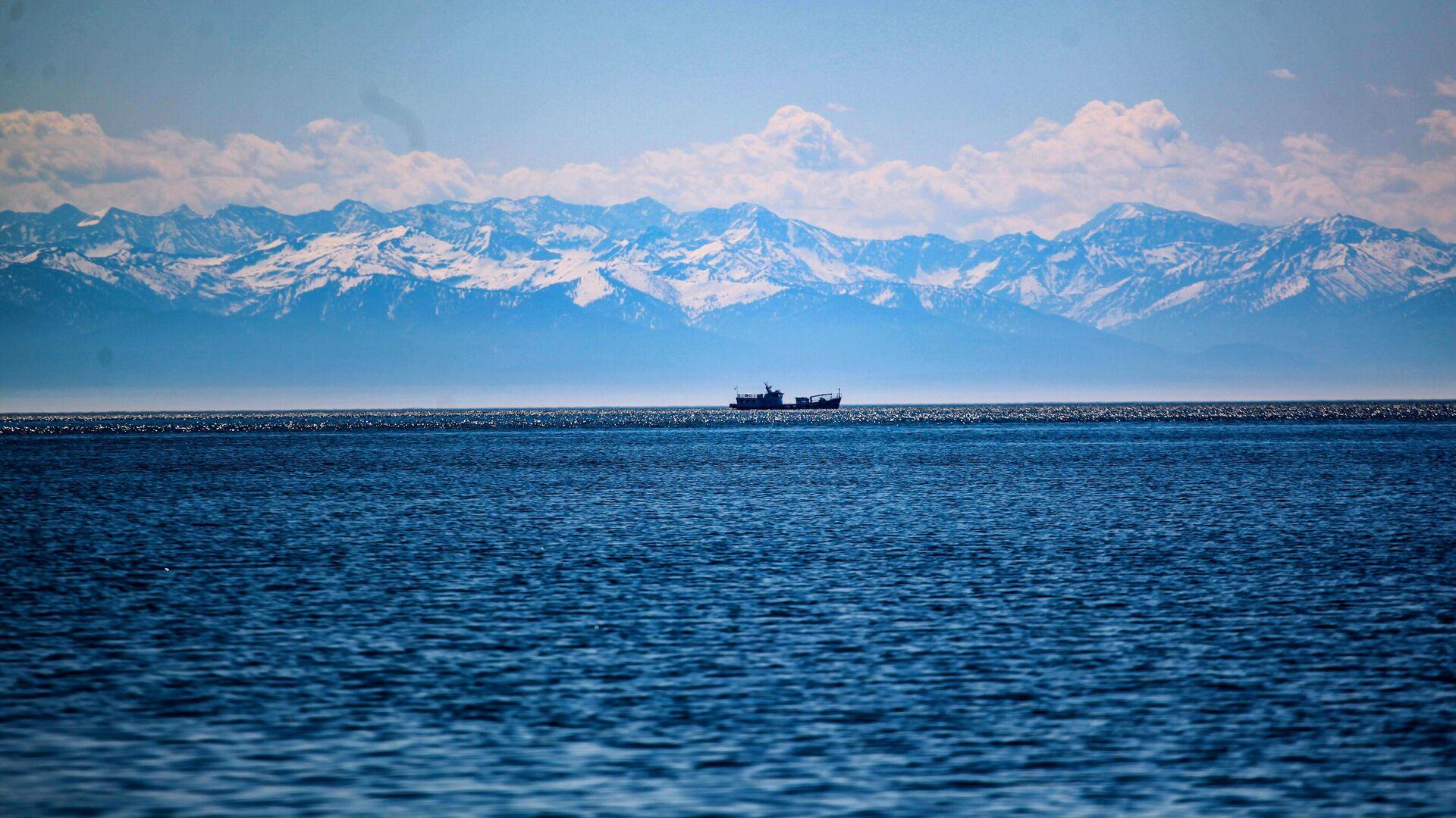 Озеро Байкал - РИА Новости, 1920, 11.06.2021