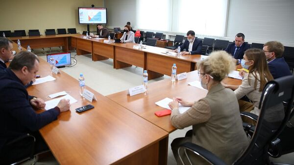 Заседание профильной конкурсной комиссии в Липецкой области