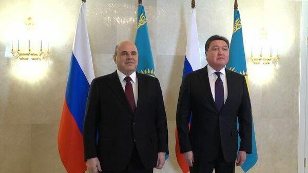 Мишустин поздравляет казахского коллегу с праздником прихода весны