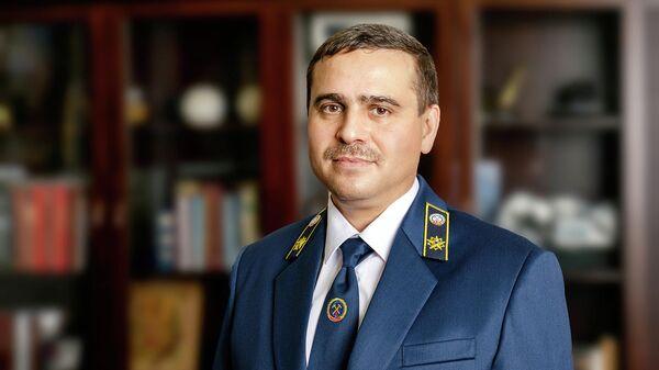 Врио ректора Кузбасского государственного технического университета имени Т. Ф. Горбачева Алексей Яковлев