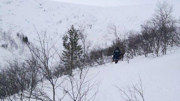 Поисково-спасательная операция в Хибинах