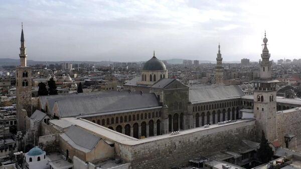 Мечеть Омейядов в Дамаске