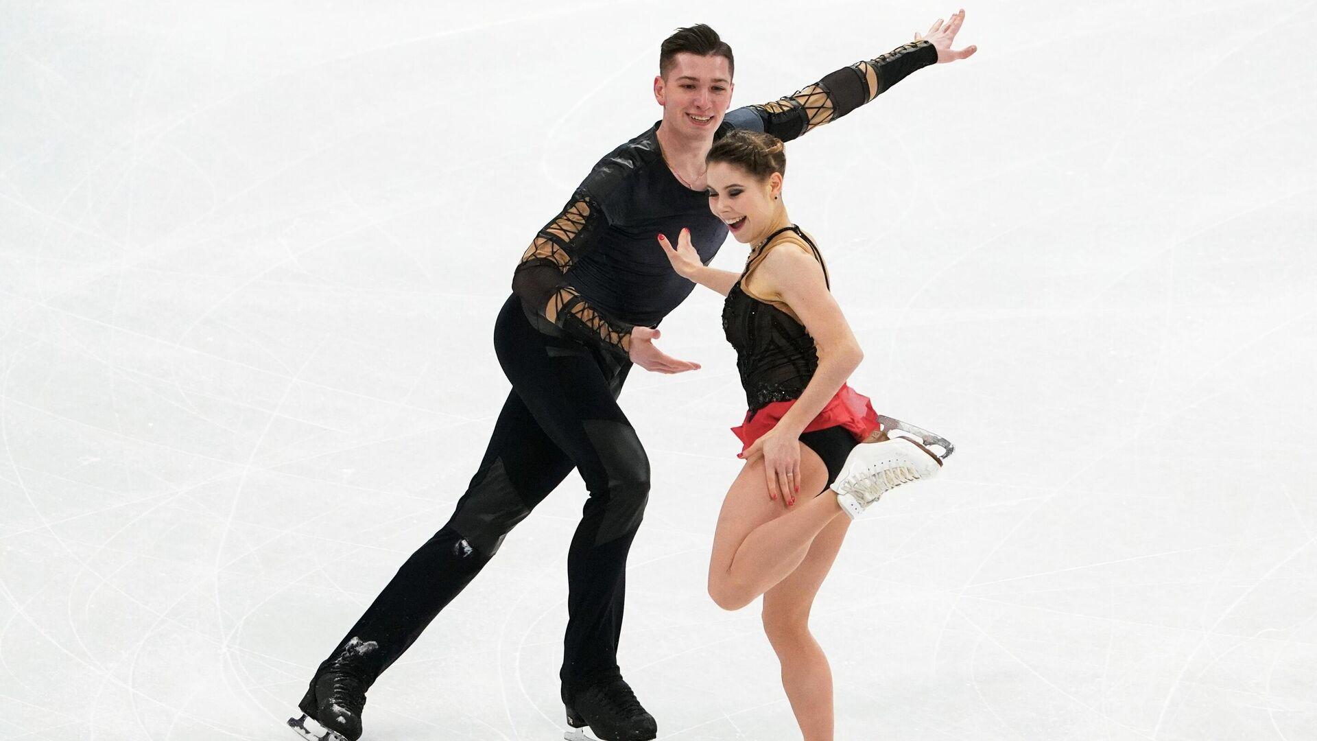 Анастасия Мишина и Александр Галлямов - РИА Новости, 1920, 31.03.2021