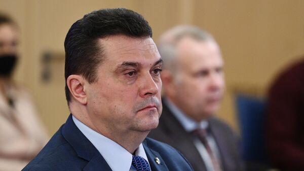 Председатель Общероссийской общественной организации Союз журналистов России Владимир Соловьев