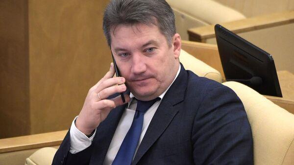 Депутат Государственной Думы Антон Гетта