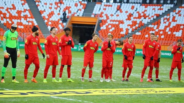 Футболисты Тамбова