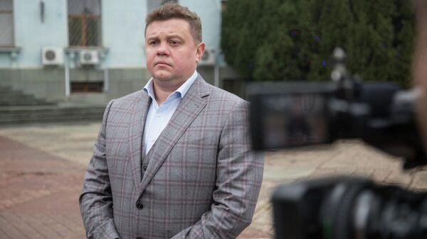 Вице-премьер республики Крым Евгений Кабанов