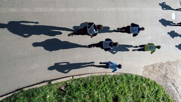 Екатеринбуржцев приглашают на тренинг для волонтеров, помогающих незрячим спортсменам