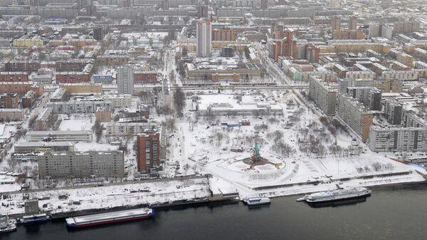 Красноярск, архивное фото