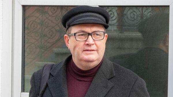 Эстонский юрист-правозащитник Сергей Середенко