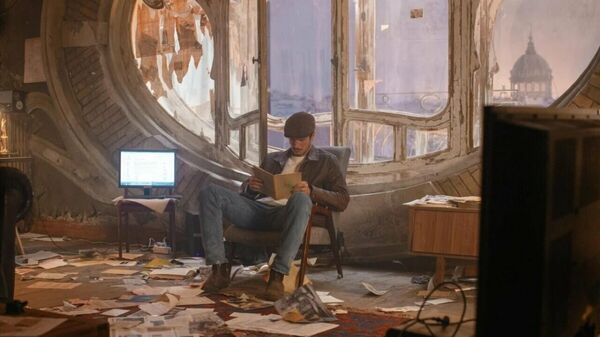 Съемки фильма Майор Гром: Чумной Доктор