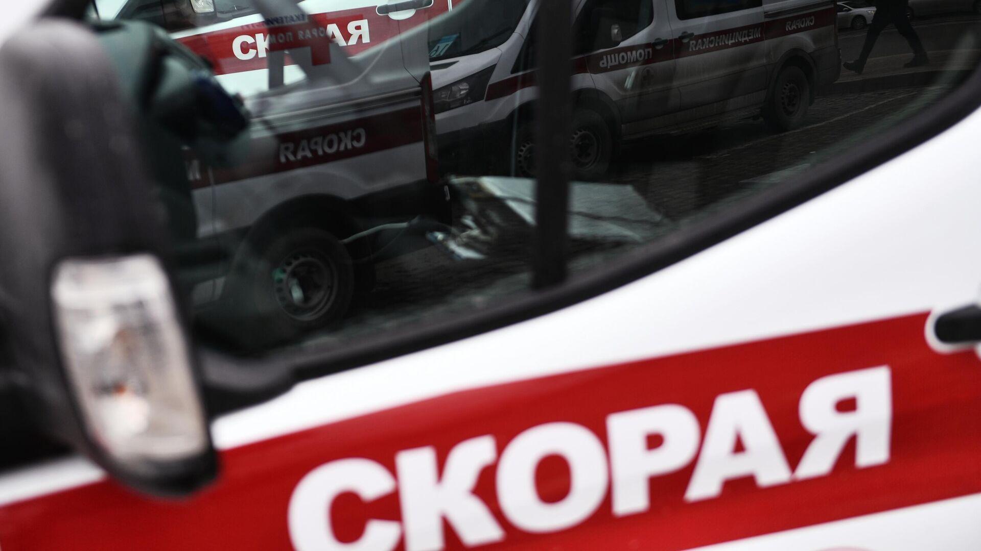 МВД: под Волгоградом два человека погибли в ДТП на трассе