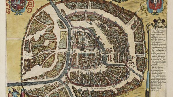 Сигизмундов план Москвы