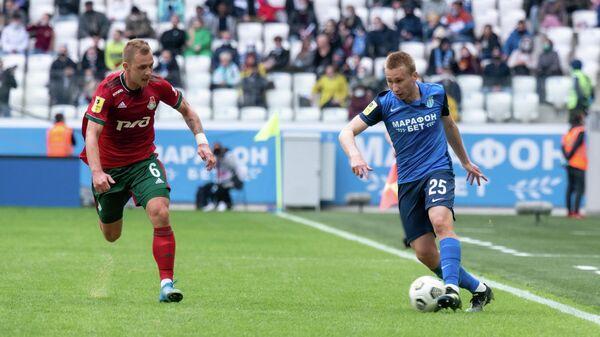 Дмитрий Баринов и Данил Степанов (слева направо)