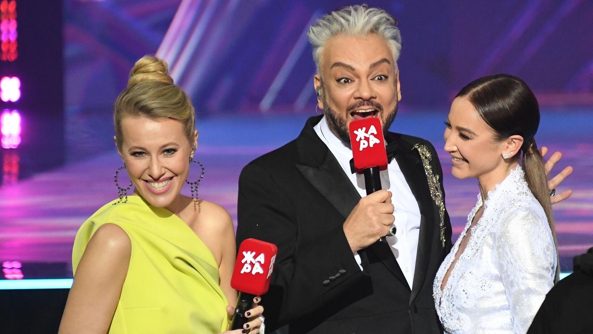 Музыкальная премия Жара Music Awards - РИА Новости, 1920, 07.04.2021