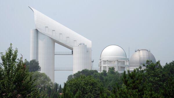 Большой многоцелевой спецтелескоп для спектрального наблюдения обширных районов неба LAMOST