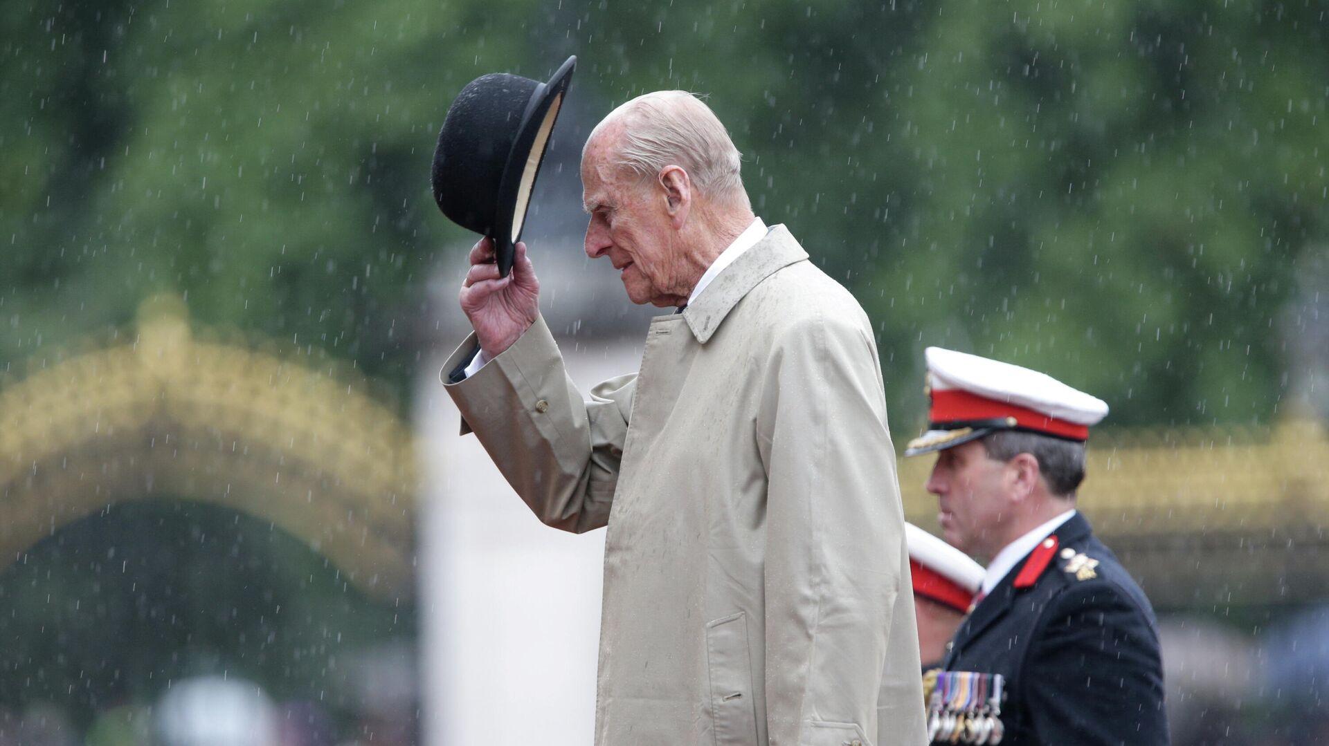 Британский принц Филипп - РИА Новости, 1920, 11.04.2021