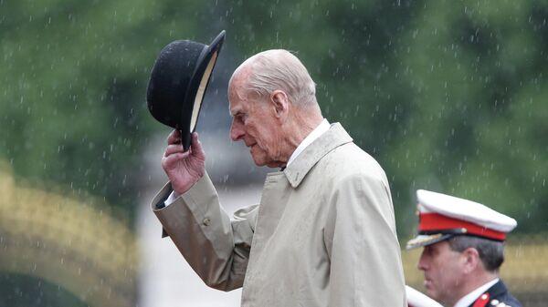 Британский принц Филипп