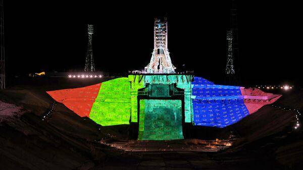 Репетиция концерта Юбилей полета человека в космос