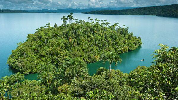Папуа-Новая Гвинея, остров Кутубу