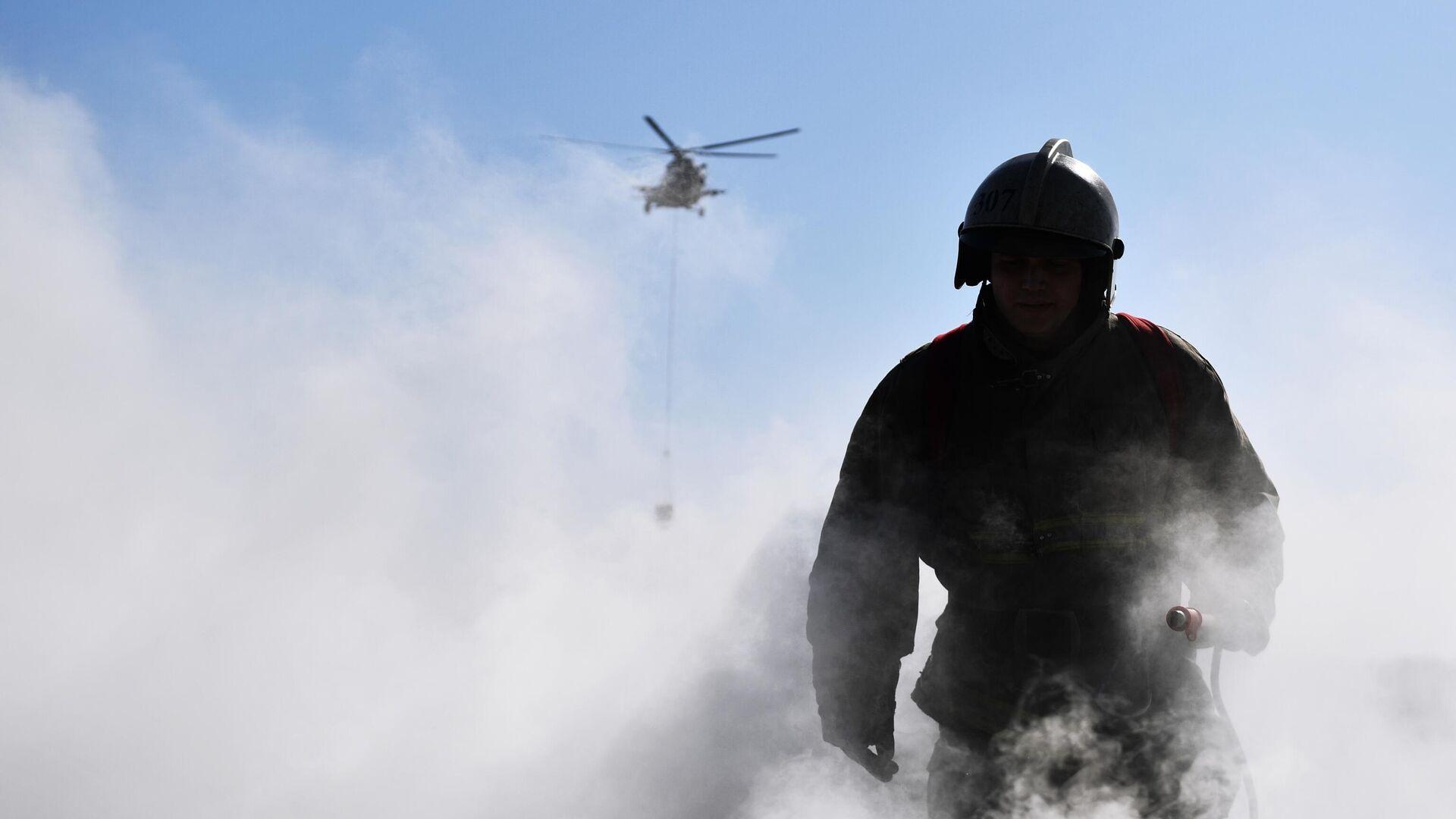 В селе на севере Камчатки загорелись жилые дома