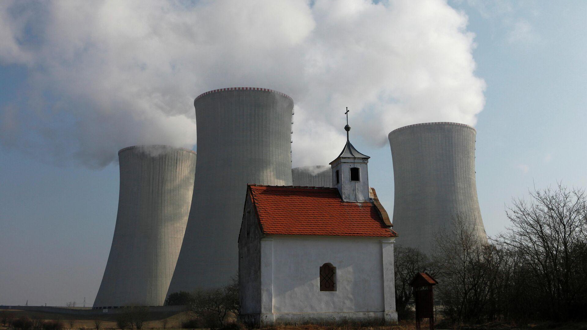 Атомная электростанция Дукованы в Чехии - РИА Новости, 1920, 03.05.2021