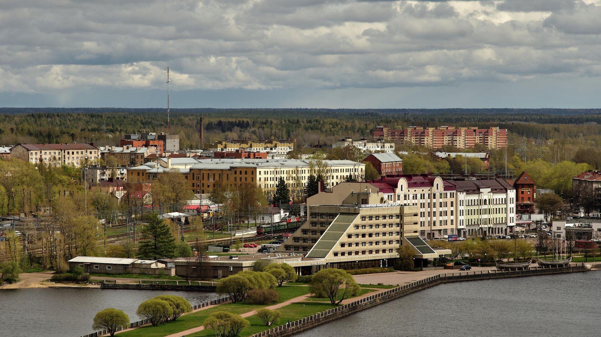 Выборг, Ленинградская область - РИА Новости, 1920, 30.09.2021