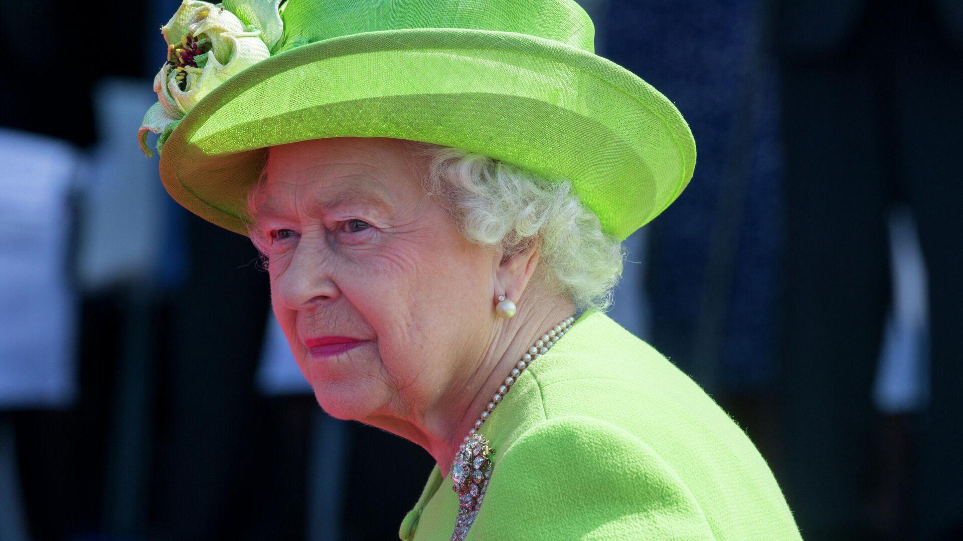 Королева Великобритании Елизавета II - РИА Новости, 1920, 22.08.2021