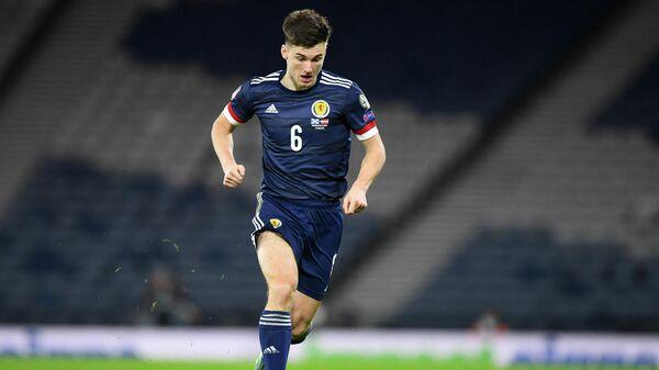 Защитник сборной Шотландии Киран Тирни