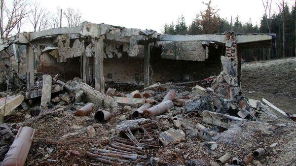 Взрыв в Врбетице в 2014 году