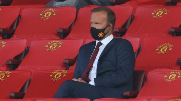 Вице-президент Манчестер Юнайтед Эд Вудворд