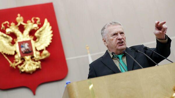 Жириновский отреагировал на избиение пассажира в московском метро